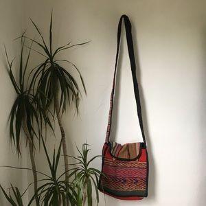 Handbags - Peruvian Textiles Crossbody Bag